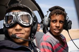 Des tribus maures au Polisario, vol au-dessus du Sahara insoumis