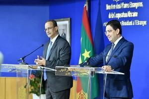 La Mauritanie, médiatrice dans la crise Maroc-Algérie