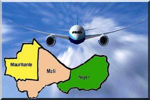 Afrique (Mali-Mauritanie-Niger) : mise en ligne d'un avion commun : Malédiction de Air France – Vers la – ...