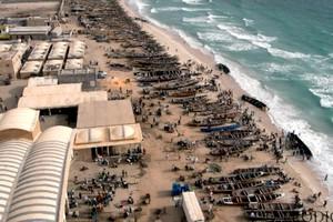 Mauritanie : 93 millions de dollars de la chine pour la construction d'un port de pêche