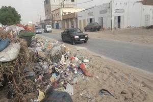 En images : Nouakchott au coeur des poubelles