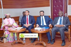 Mauritanie : Des membres du gouvernement commentent le Conseil des ministres