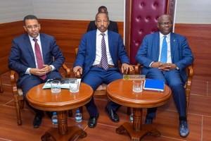 Des membres du gouvernement commentent les travaux du conseil des ministres