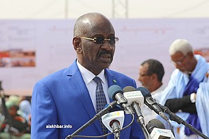Mauritanie : mise en place d'une base de données pour les empreintes des criminels