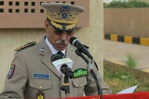 Journée nationale de la police : discours du Directeur général de la Sûreté, Mesgharou Ould Sidi