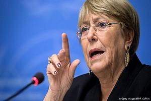 Le viol est un crime monstrueux et les auteurs doivent rendre des comptes (Cheffe des droits de l'homme/ONU)