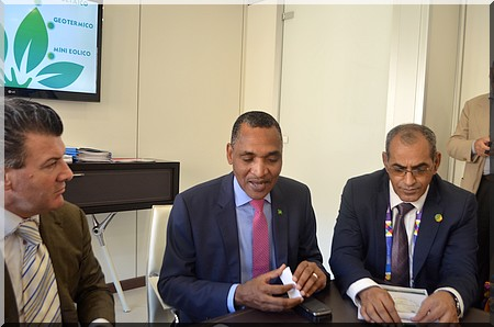 Expo milan 2015 business meeting milan photoreportage for Chambre de commerce mauritanie