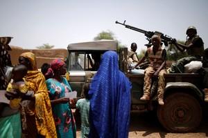 Mali, le château de paille militaire vacille