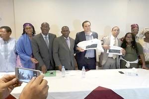 Note d'information | Le gouvernement de la Mauritanie refoule des militants antiesclavagistes américains [PhotoReportage]