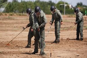 Le Front Polisario aurait détruit la totalité de ses milliers de mines antipersonnel