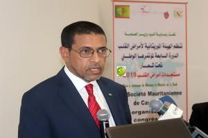 Le résultat de l'examen du ministre de la santé est négatif (SOURCE)