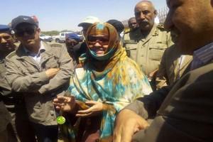 La ministre du développement rural visite le projet