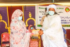Le MASEF finance 374 projets au profit de 1724 femmes pour un montant de 17 945 000 MRU