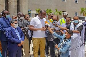 Le ministre de l'habitat : Nous œuvrerons pour doter tous les services de l'Etat des bâtiments modernes