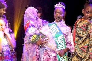 Vidéo. Cor Samba Mint Messoud est Miss Mauritanie en France 2020