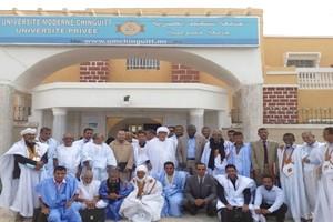 L'université moderne Chinguitt désormais agrée dans le système de l'enseignement supérieur mauritanien