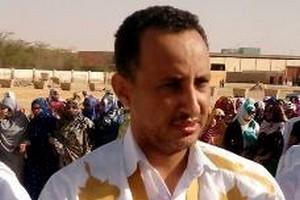 Législatives: Ould Ghadda, candidat de Sawab