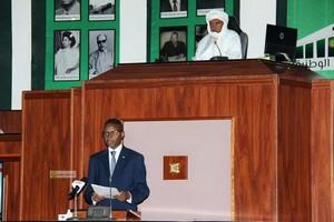 Le Premier ministre présente à l'Assemblée nationale le programme du gouvernement