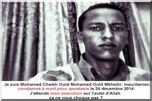 La Mauritanie doit immédiatement libérer Mohamed Mkhaïtir, blogueur condamné à mort pour apostasie (Déclaration publique conjointe)
