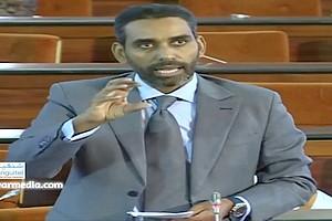 Un député rappelle au président le danger du mouvement proné par son entourage