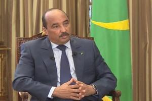 Ould Abdel Aziz accorde un entretien à un journal français