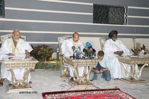 """Mauritanie: Ould Abdel Aziz """"mon argent, je l'ai acquis"""""""