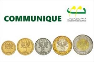 Communiqué - Prolongation de circulation des pièces de monnaie de l'ancienne gamme