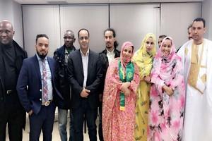 Nouvelles de la Communautأ© mauritanienne au Canada (CMC)