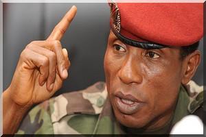 Guinée: l'ex-chef de la junte Camara empêché de retourner dans son pays