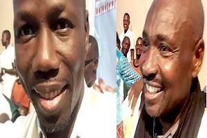 Fin de la séquestration de Moussa Bilal Biram et Abdallahi Maatalla Saleck