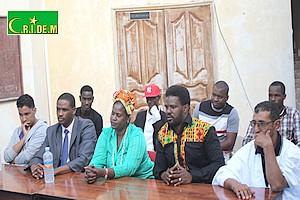 Les initiateurs de la Marche pacifique de la jeunesse Mauritanienne (MPJM) compte organiser un rassemblement pour expliquer leur revendication