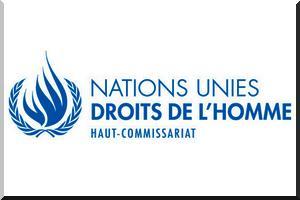 Commentaire sur la Mauritanie de Rupert Colville, porte-parole du Haut-Commissariat des Nations Unies aux droits de l'homme