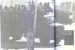 Non à l'oubli. 1989-2020 : 31e anniversaire des déportations massives de populations négro-africaines