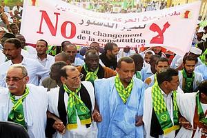 Référendum en Mauritanie: certains sénateurs refusent d'en tenir compte