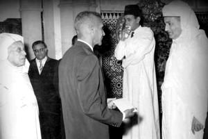 28 novembre 1960 : Bien avant son indépendance, la Mauritanie, l'autre pomme de discorde entre le Maroc et la France