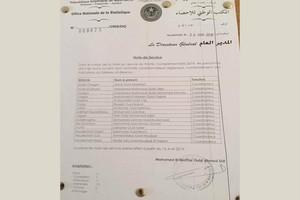Mauritanie : Une note de l'Office des Statistiques