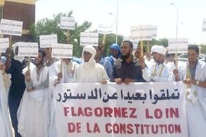 Mauritanie : l'opposition proteste contre le retard d' l'ouverture de la session parlementaire