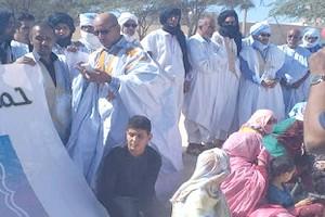 Nouadhibou : Manifestations contre la construction d'une usine de traiement de l'Or à Chami