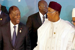 Le Niger demande un débat au sommet UE-UA sur l'esclavage en Libye