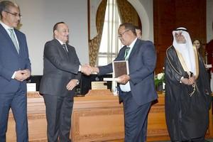 Un mauritanien remporte le meilleur prix dans le monde islamique pour la gestion environnementale