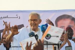 Ould Daddah: la Mauritanie a besoin dans les circonstances actuelles d'un dialogue