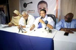 Le candidat Mohamed Ould Maouloud séduit les populations de Sebkha
