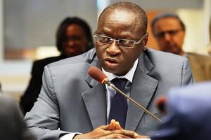 Ousmane Diagana nommé Vice-Président de la Banque mondiale, en charge de l'Afrique de l'Ouest et centrale
