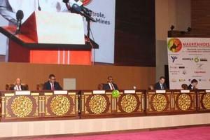 Le Premier ministre supervise l'ouverture de la conférence « Mauritanides » du secteur du pétrole et des mines
