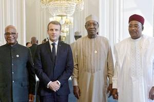 Forum sur la paix: les pays du Sahel réclament plus de moyens face au terrorisme