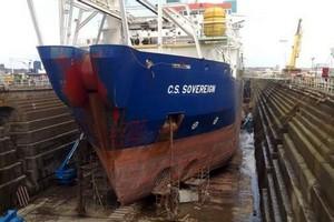 Panne du Net : le navire britannique devant réparer le câble sous-marin en route pour l'Espagne