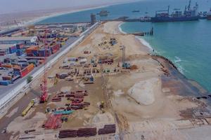 Un accord met fin à la crise du quai des conteneurs entre la Mauritanie et la société ARISE