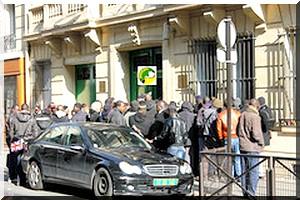 Enrôlement de la diaspora : les riverains de l'Ambassade de Mauritanie à Paris entre dénonciation et ras le bol