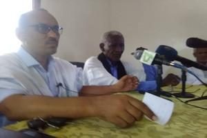 Mauritanie: Arrestation du candidat Biram Dah Abeid : «Une tentative d'intimidation » (coalition Sawab/Rag)