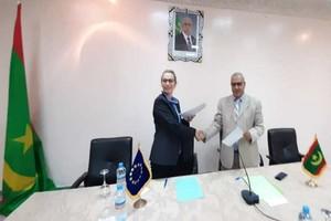 Pêche : Signature du Procès-verbal du deuxième tour de négociations entre la Mauritanie et l'UE